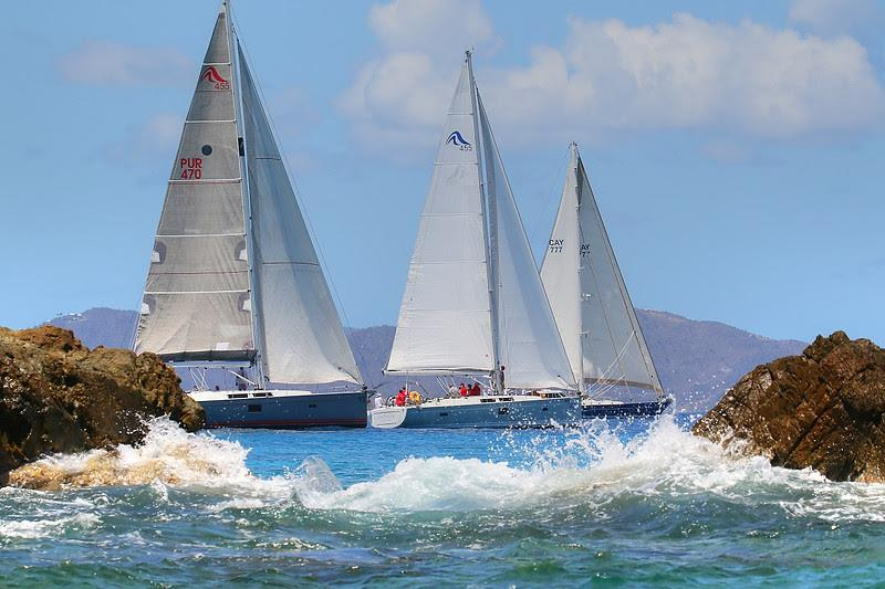 Event Photographer Ingrid Abery captured some great action on Mount Gay Race Day - BVI Spring Regatta 2019 - photo © Ingrid Abery / www.ingridabery.com