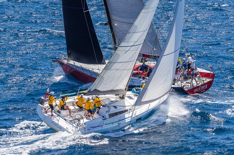 2019 Les Voiles de St. Barth Richard Mille - Day 3 - photo © Christophe Jouany