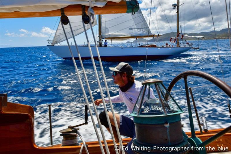 2019 Antigua Classic Yacht Regatta: Single-handed race and Sea Shanties!