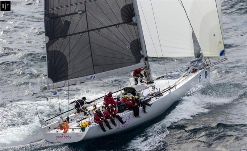 Yeah Baby - IRC 50 designed by Hugh Welbourn - photo © Race Yachts