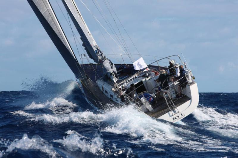 Kevin McLaughlin's X55 Rye from Fairhaven, MA, USA - Antigua Bermuda Race - photo © Tim Wright / Photoaction.com