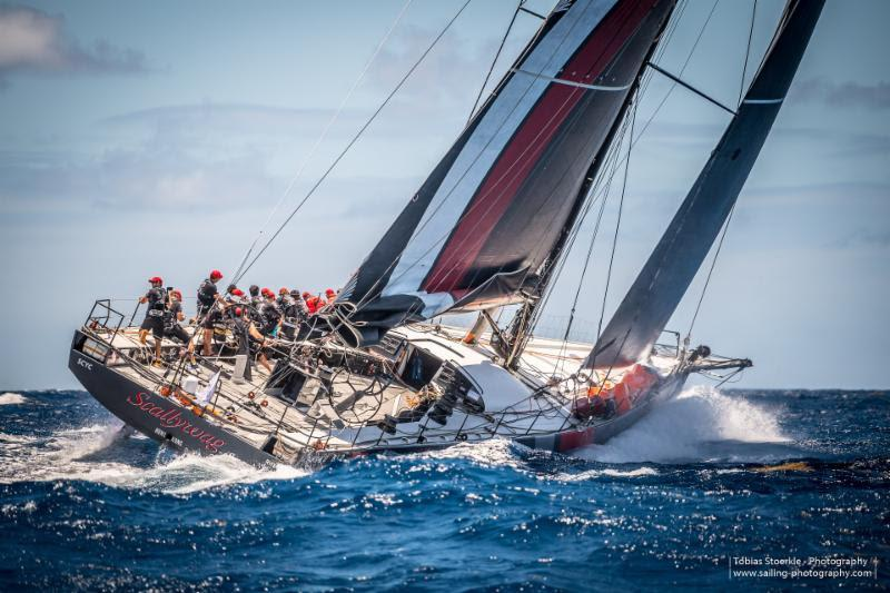 Line Honours for SHK Scallywag in the Antigua Bermuda Race - photo © Tobias Stoerkle / www.sailing-photography.com