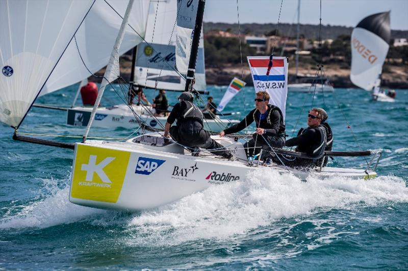 6th place: WSV Almere Centraal from the Netherlands - SAILING Champions League 2019 photo copyright SCL / Sailing Energy taken at Club Nàutic S'Arenal and featuring the IRC class