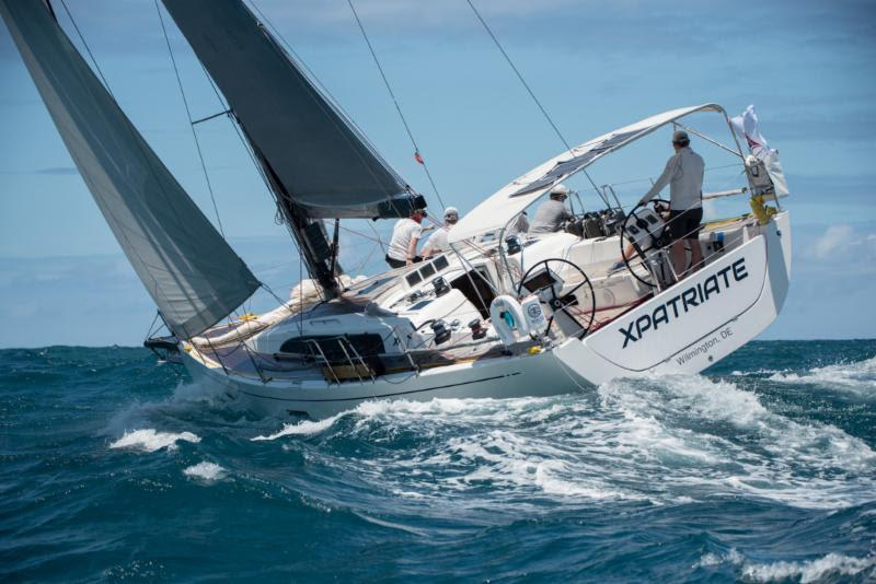 Peter Grueterich's XP44 Xpatriate - 2019 Antigua Bermuda Race, Day 6 - photo © Ted Martin