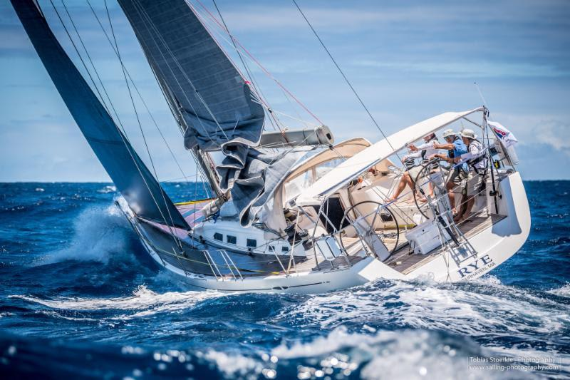 Rye - 2019 Antigua Bermuda Race  photo copyright Tobias Stoerkle taken at Royal Bermuda Yacht Club and featuring the IRC class