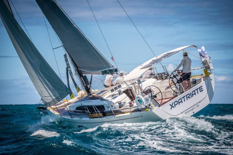 Peter Grueterich's XP44 Xpatriate - 2019 Antigua Bermuda Race - photo © Ted Martin
