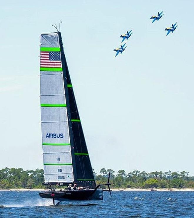Pensacola, Florida scores big with American Magic