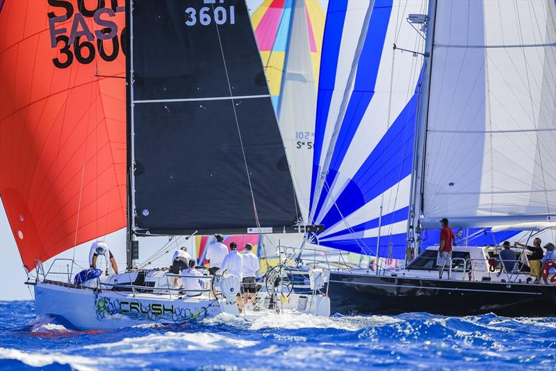 Crush, Hamilton Island Race Week - photo © Salty Dingo