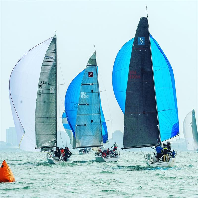 Skyway Colors Regatta at Columbia Yacht Club - Preview
