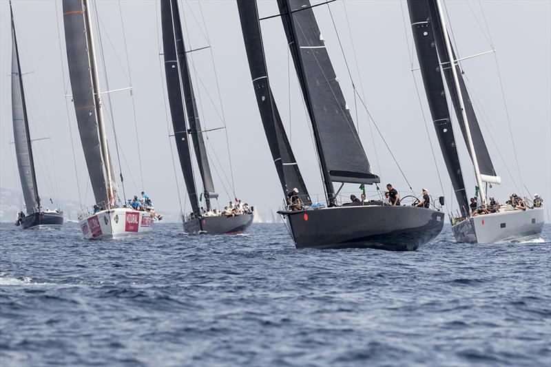 Today's course was long for the smaller maxis in the IRC 0 Cruiser class.  - photo © IMA / Studio Borlenghi