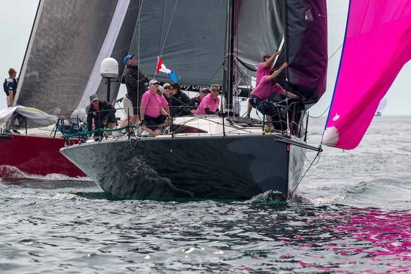 With large fleets in IRC and PHRF, the 165th Annual Regatta is a hit