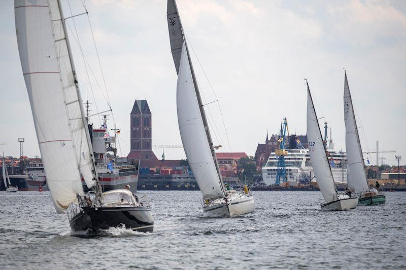 The 4th MidsummerSail race has started - photo © Axel Schmidt