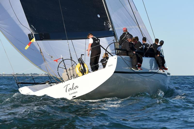 2019 RORC Morgan Cup - photo © Rick Tomlinson / RORC