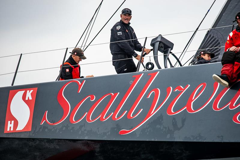 Scallywag starts the 2019 Transatlantic Race - photo © Paul Todd / Outside Images