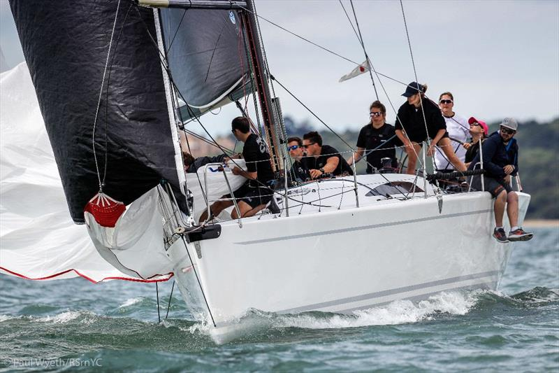 Blair & Beckett's King 40 Cobra - 2019 Champagne Charlie July Regatta - photo © Paul Wyeth