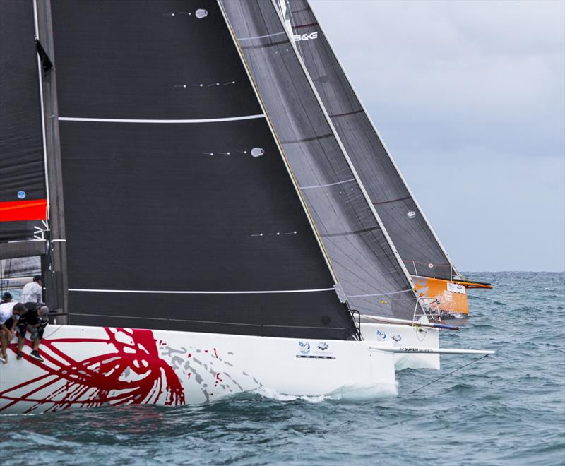 2019 Cape Panwa Hotel Phuket Raceweek - Demanding conditions for all on Day 2