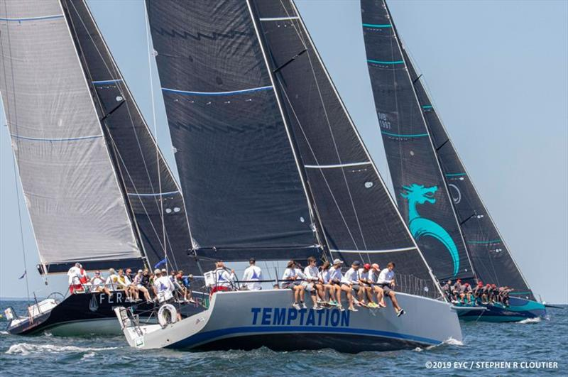 2019 Edgartown Race Weekend - photo © 2019 EYC / Stephen Cloutier