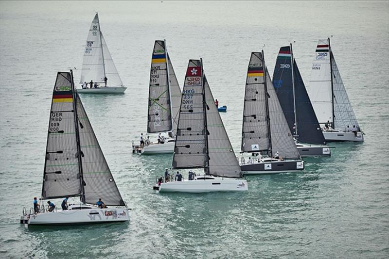 Britain's best sailors sought for Mixed Double-handed