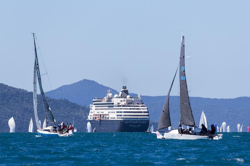 Airlie Beach Race Week Day 5: Competition heats up with one