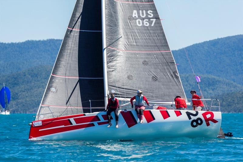 Whereswall11 - well she's in front - 2019 Airlie Beach Race Week - photo © Andrea Francolini / ABRW