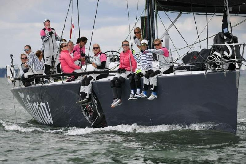 Cowes Week 2019 - Day 4 photo copyright Paul Wyeth / CWL taken at Cowes Combined Clubs and featuring the IRC class