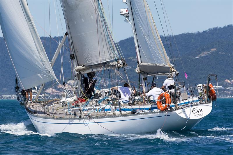 Eve leads Cruising Division 1 - Airlie Beach Race Week - photo © Andrea Francolini