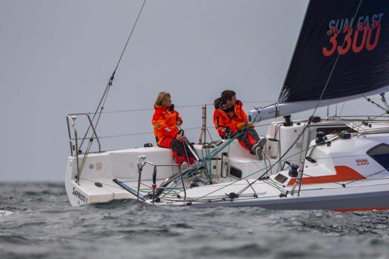 Mixed Two Person Offshore Keelboat - photo © World Sailing