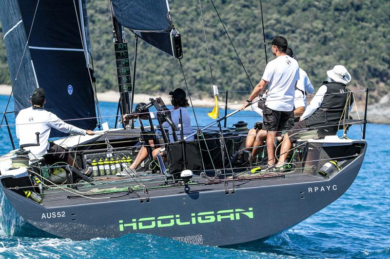 Hooligan - Day 1 - Hamilton Island Race Week - August 18, 2019 - photo © Richard Gladwell