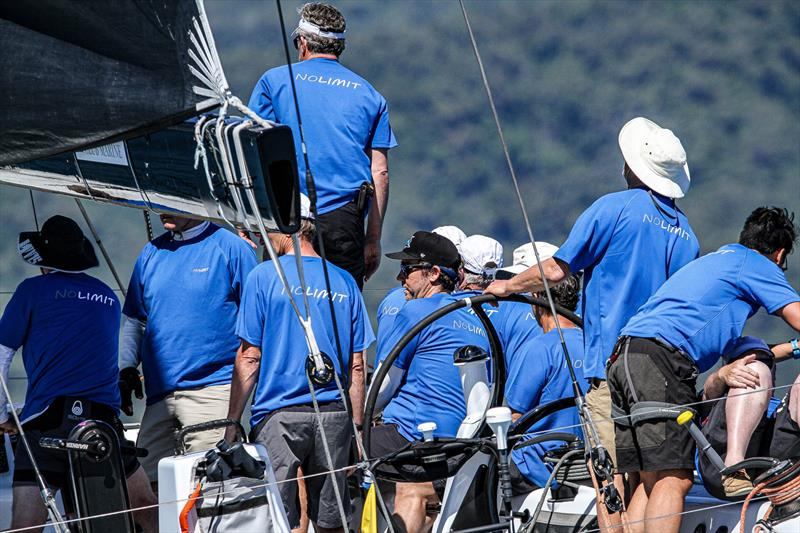 No Limit - Day 1 - Hamilton Island Race Week - August 18, 2019 - photo © Richard Gladwell