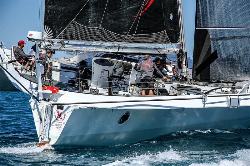 Beau Geste - Day 1 - Hamilton Island Race Week - August 18, 2019 - photo © Richard Gladwell