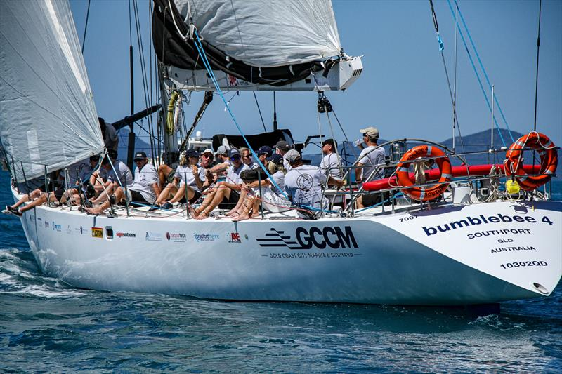 Bumblebee 4 - Day 1 - Hamilton Island Race Week - August 18, 2019 - photo © Richard Gladwell