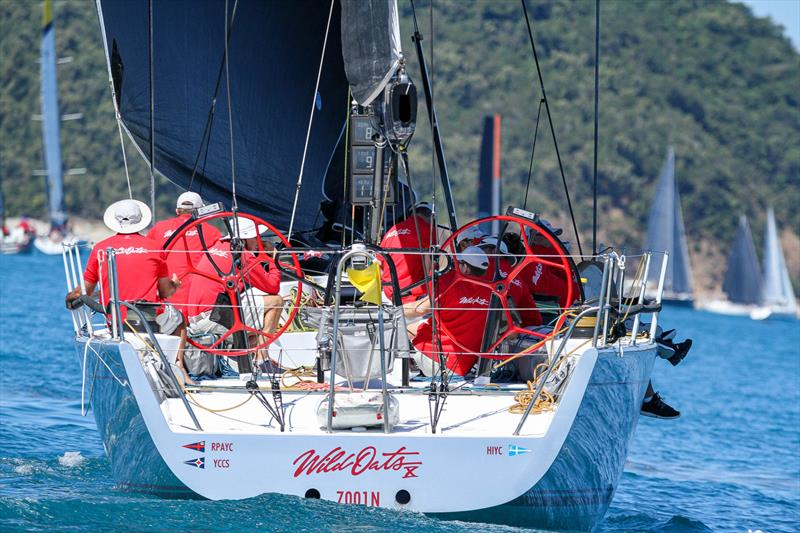 A gentle introduction to Hamilton Island Race Week 2019