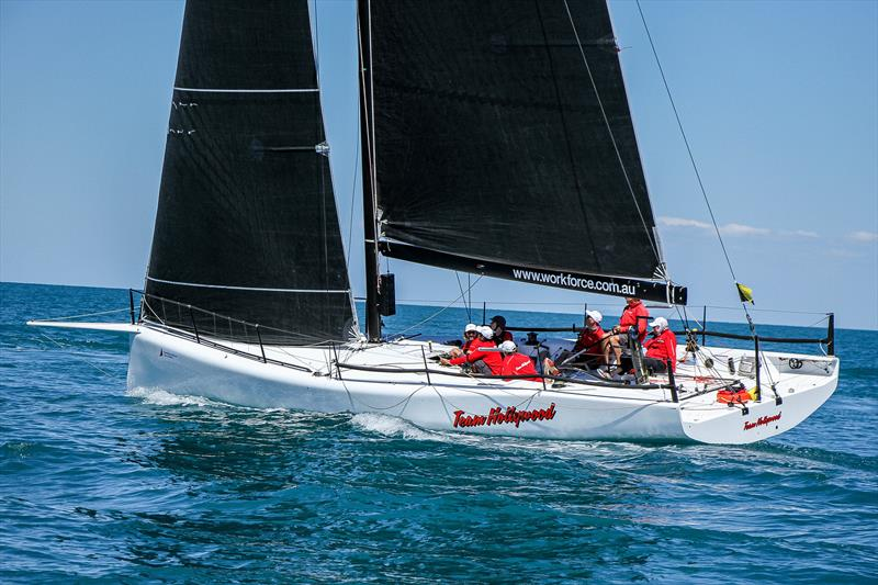 Team Hollywood (Ray Roberts) - Hamilton Island Race Week - Day 1 - August 18, - photo © Richard Gladwell