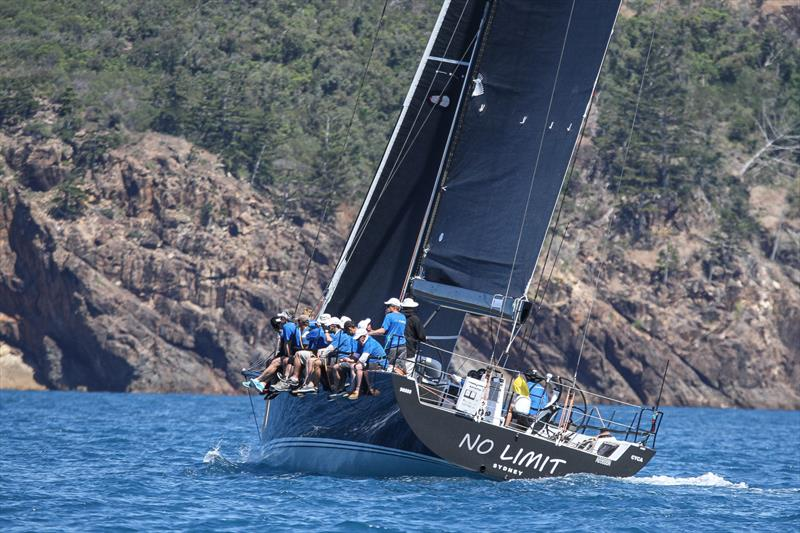 Hamilton Island Race Week: What a difference a year makes