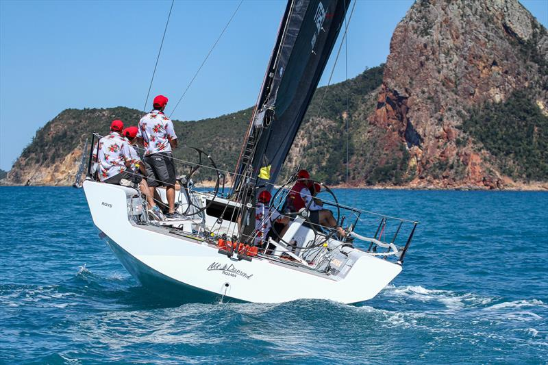 Not a Diamond (H H42) - Div 2 - Day 2 - Hamilton Island Race Week, August 19, - photo © Richard Gladwell