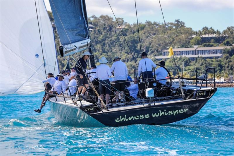 Chinese Whisper, day 2 - Hamilton Island Race Week 2019 - photo © Salty Dingo
