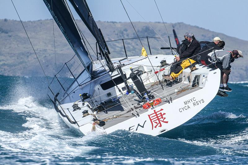 Zen - Day 3 - Hamilton Island Race Week, August 20, - photo © Richard Gladwell