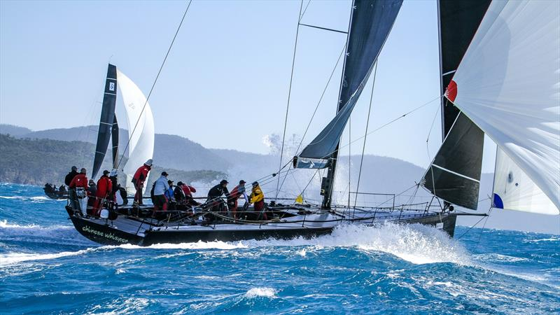 Chinese Whisper  - Day 3 - Hamilton Island Race Week, August 20, - photo © Richard Gladwell