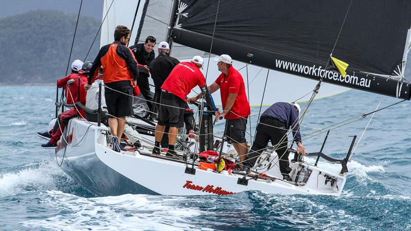 Team Hollywood - Day 6 - Hamilton Island Race Week, August 24, 2019 - photo © Richard Gladwell