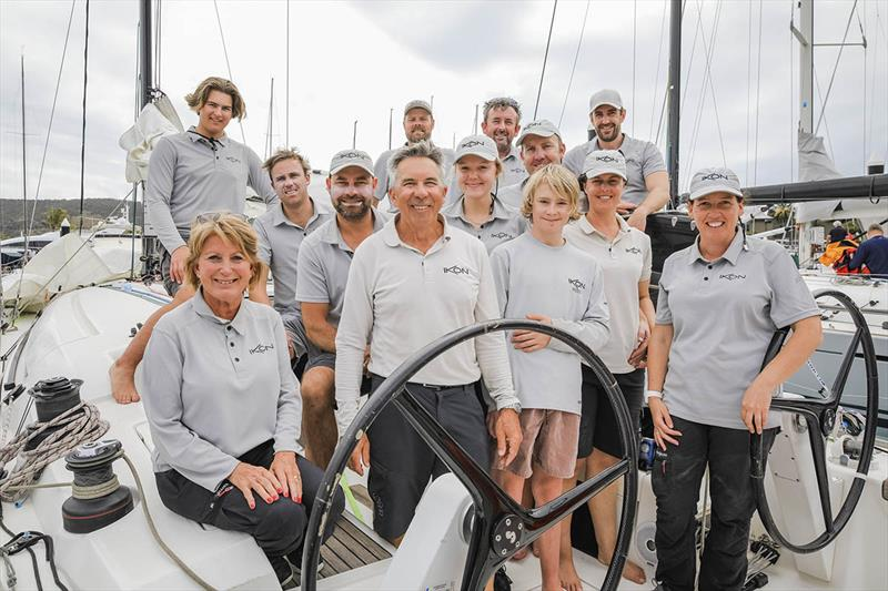 Ikon IRC div 3 winners - Hamilton Island Race Week - photo © Salty Dingo