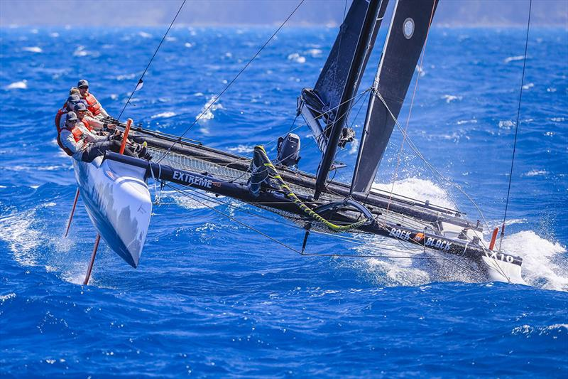 Back in Black - Hamilton Island Race Week - photo © Salty Dingo
