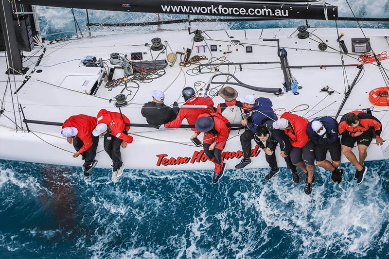 Ray Roberts' Team Hollywood IRC div 2 - Hamilton Island Race Week - photo © Salty Dingo
