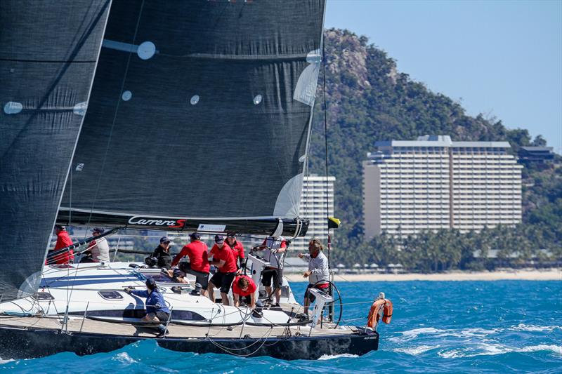 Carrera S - Day 4 - IRC Div 2 - Hamilton Island Race Week - August 22, - photo © Richard Gladwell