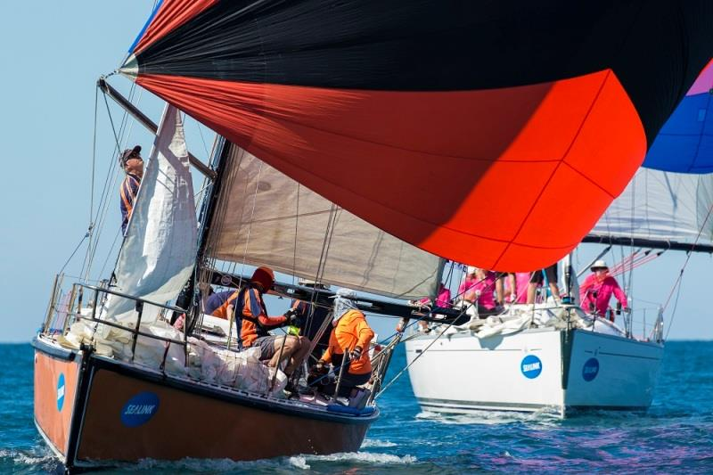 SeaLink Magnetic Island Race Week at Townsville Yacht Club - Day 4