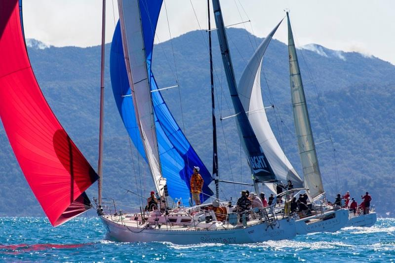 On between young and old - SeaLink Magnetic Island Race Week, day 4 - photo © Andrea Francolini / SMIRW