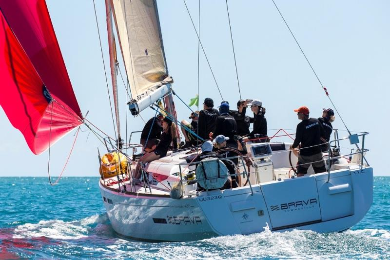 Brava scored her first Yellow Hat - SeaLink Magnetic Island Race Week, day 4 - photo © Andrea Francolini / SMIRW