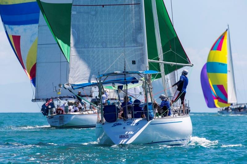 A star of yesteryear - Star Ferry - SeaLink Magnetic Island Race Week, day 4 - photo © Andrea Francolini / SMIRW