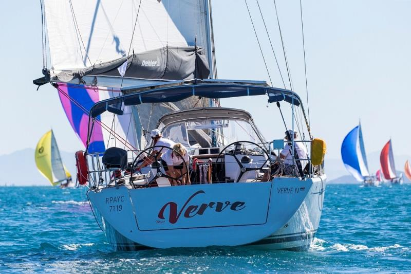 Verve is a marked boat - SeaLink Magnetic Island Race Week, day 4 - photo © Andrea Francolini / SMIRW