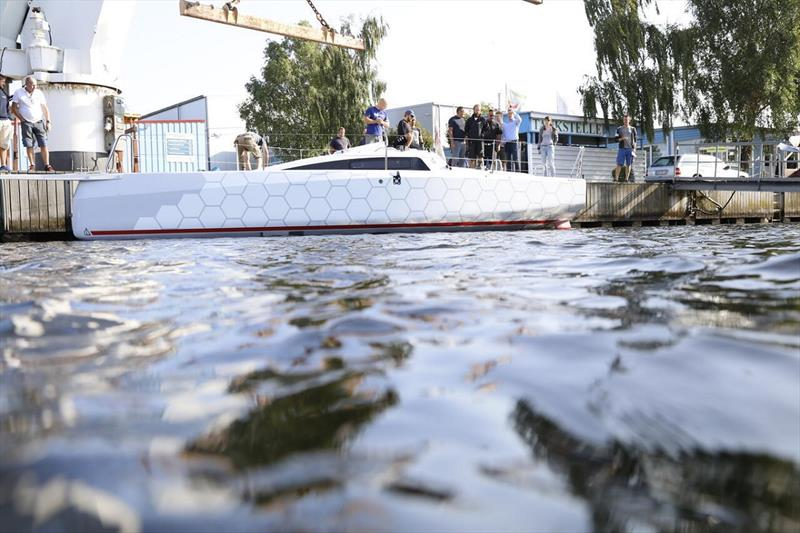 Dehler 30 one design celebrates world premier at Cannes Yachting Festival