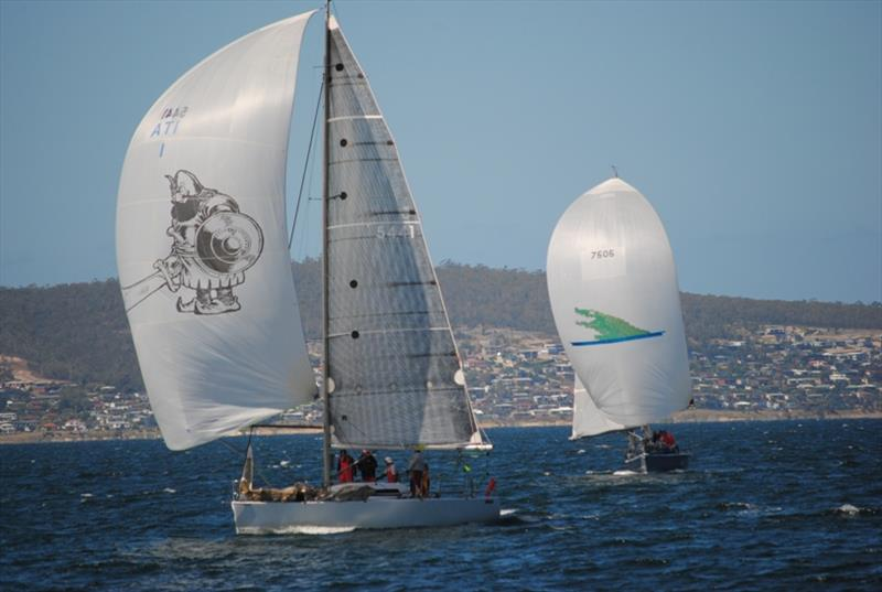 Bellerive Yacht Club Winter double for Jeff Cordell